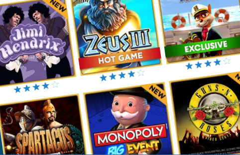 Casino resorts on-line games remove golden casino