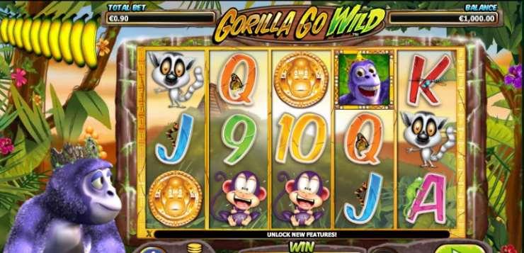 free online casino slots go wild