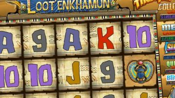 Loot'EnKhamun slot