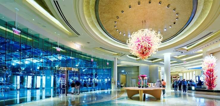 Borgata lobby