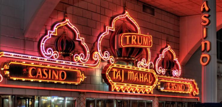 Trump taj mahal internet gambling corporate casino night