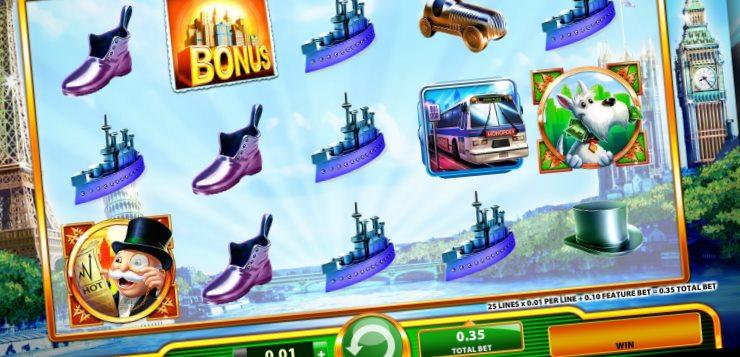 Super monopoly money slot review