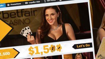 Betfair live dealer games