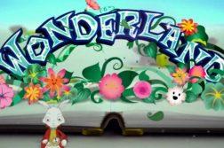 Wonderland jackpot slot