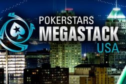 PokerStars MEGASTACK USA