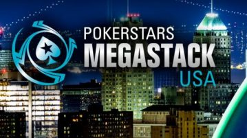 PokerStars MEGASTACK USA