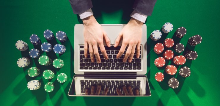 Online poker in New Jersey