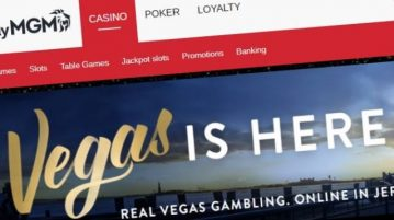 MGM NJ Online Gambling Sites Launch