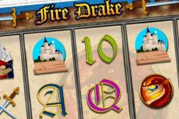Fire Drake progressive slot