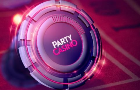 Party Casino chip