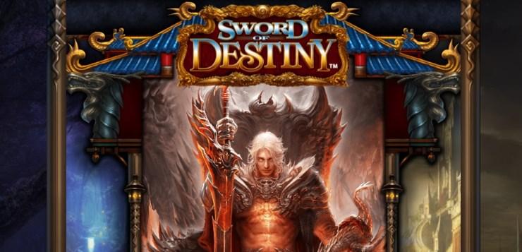 sword of destiny slot