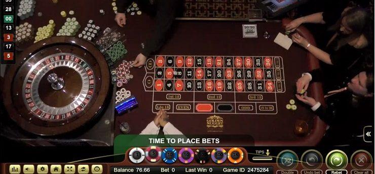 GN Live Dealer Casino Floor