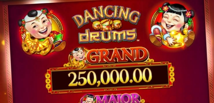 Dancing Drums Nj Slot Review