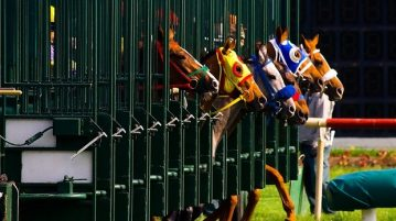 Monmouth Park To Hold Horses On Sports Betting