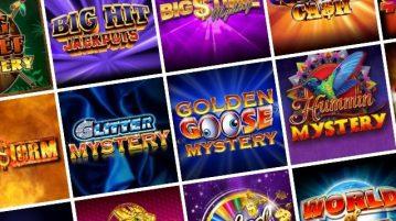 Ainsworth Exclusive Content Borgata NJ Online Casinos