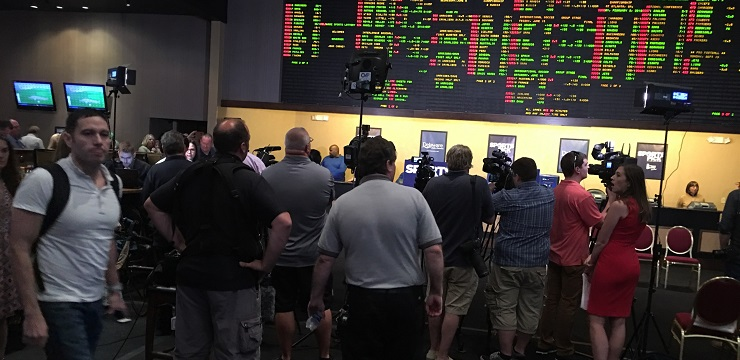 history of sports betting in delaware