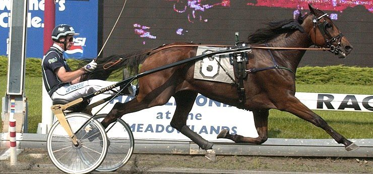 meadowlands harness and sports betting