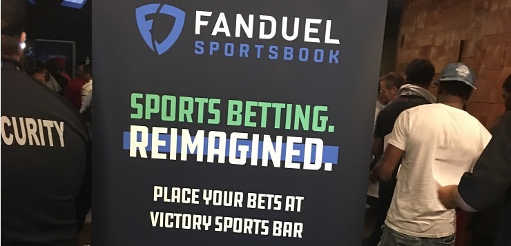 FanDuel Meadowlands Sportsbook