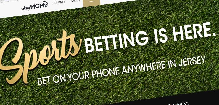 playMGM sports betting app