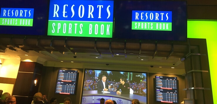 Resorts-sportsbook
