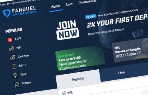 FanDuel Sportsbook Promo Code and Review - Updated September
