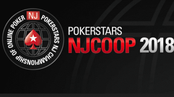 PokerStars NJCOOP 2018