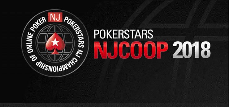 PokerStars NJCOOP 2018