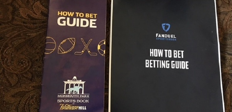 Will Hill FanDuel Pamphlets