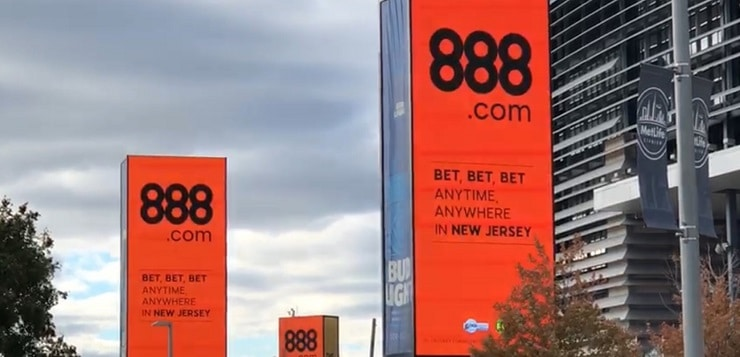 888 Jets Ink Sponsorship