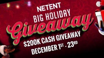 NetEnt Holiday Promo NJ Online Casinos