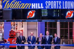 william hill sports lounge prudential center ribbon cutting