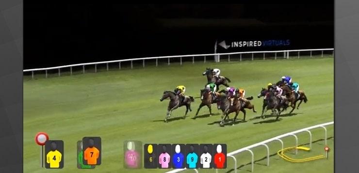 virtual horseracing