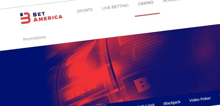 BetAmerica online casino