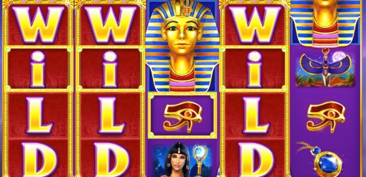 golden egypt board