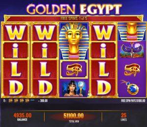 golden egypt win screep cap