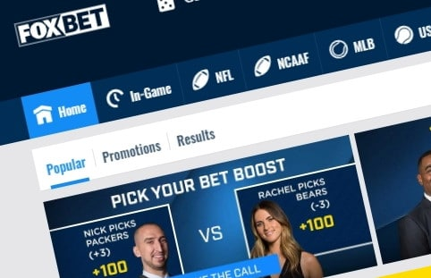 FOX Bet NJ Promo Code & Sportsbook Review 2019 – $20 Free Cash