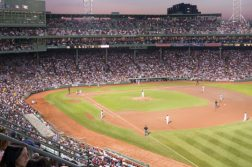 baseball fenway park boston