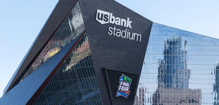 us bank stadium minneapolis final four