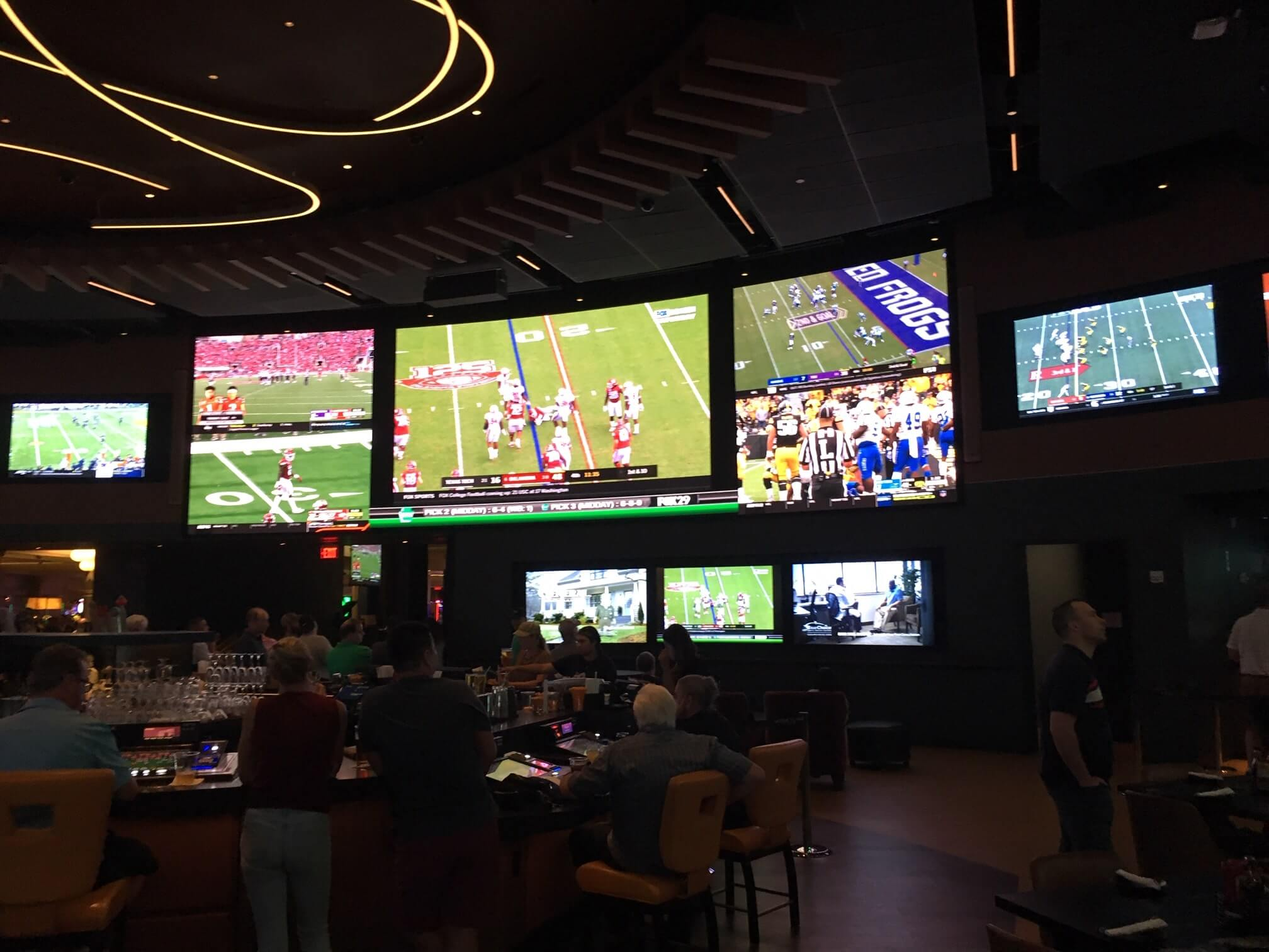 Brennan My Tour Of Eight Atlantic City Sportsbooks In One Afternoon