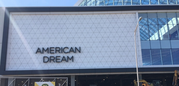 American Dream Close To Creating Meadowlands Complex Madness