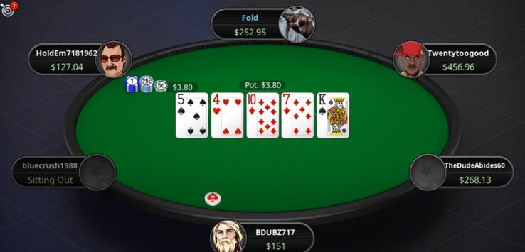 покер онлайн закономерности