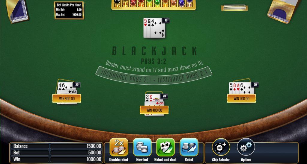 Pch instant games blackjack slots etc