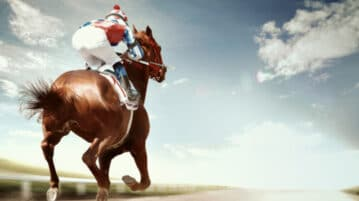 horse racing miracle