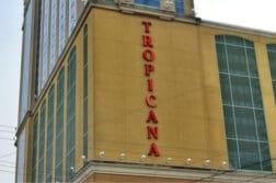 tropicana casino atlantic city exterior