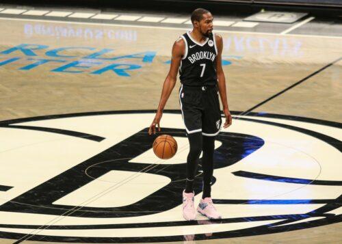 Nets Knicks Durant