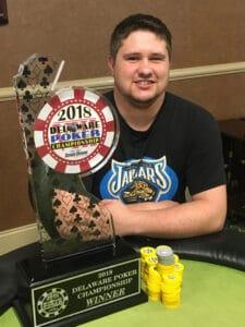 ryan hagerty 2018 delaware poker championship