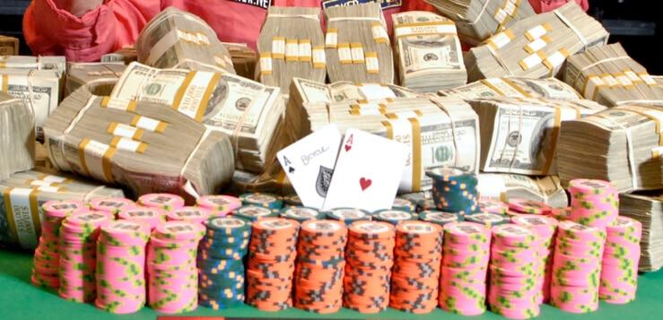 wsop chips cash