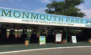 monmouth park entrance