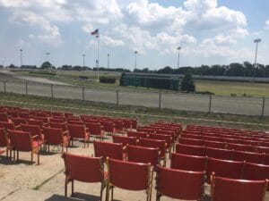 yonkers grandstand